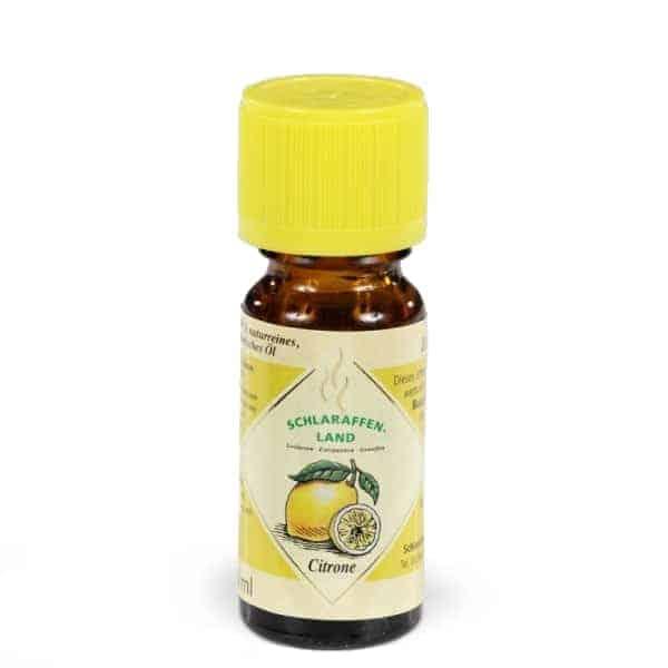 Schlaraffenland Ätherisches Zitronenöl Öl Citrone 10ml