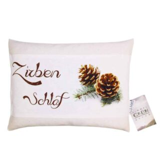Dinkel Zirbenkissen - Zirbenschlaf