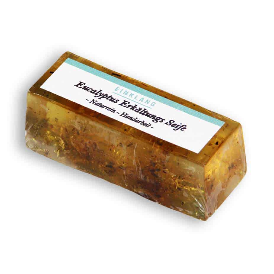 Eukalyptus Erkältungs Seife – klein