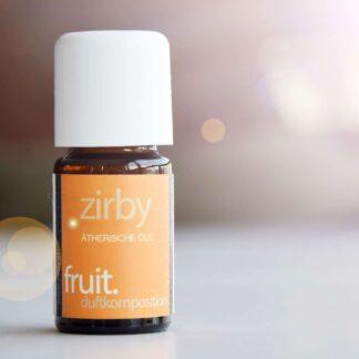 Fruchtiges Aromaöl für Zirby Autodufterfrischer